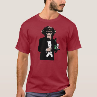 Monkey Butler T-Shirt