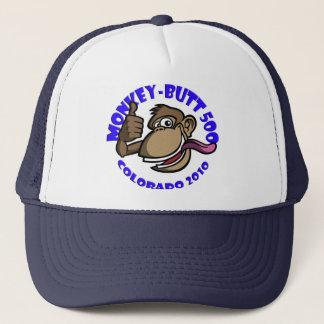 Monkey Butt 500 - Colorado 2010 - Hat - Blue