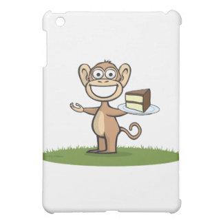Monkey Cake iPad Mini Case