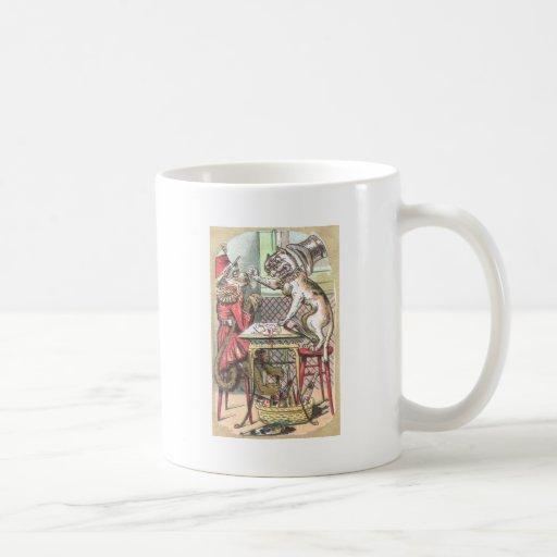 Monkey Card Cheat Says Bulldog Coffee Mug