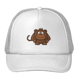Monkey Cartoon Animal Hats