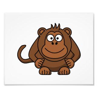 Monkey Cartoon Animal Photo