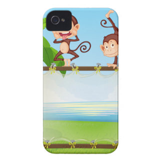 Monkey Case-Mate iPhone 4 Case
