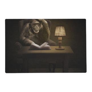 Monkey Chimpanzee Ape Placemat