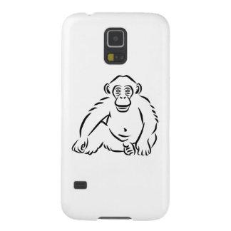 Monkey chimpanzee galaxy s5 cases