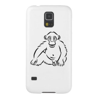 Monkey chimpanzee galaxy s5 covers