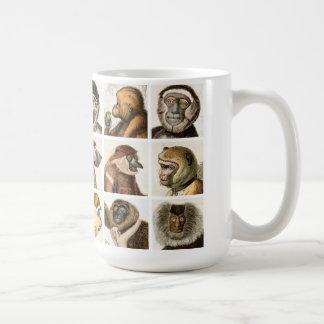 Monkey Collage - MUG