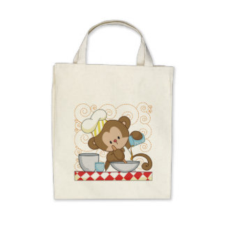 Monkey Cook Bags