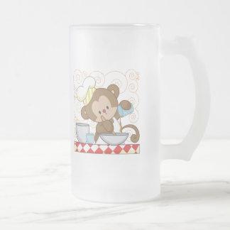 Monkey Cook Mugs
