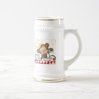 Monkey Cook Mug
