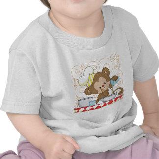 Monkey Cook Tee Shirts