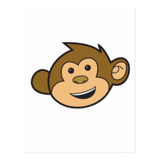 Monkey copy postcards
