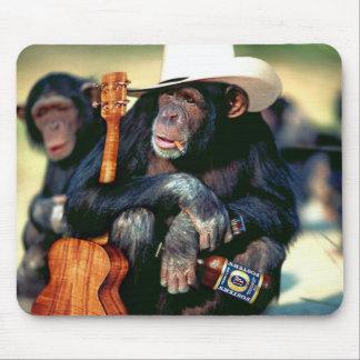 Monkey_Cowboy Alfombrilla De Ratón