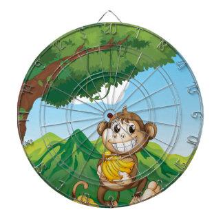 Monkey Dart Board