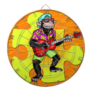 Monkey Dartboard