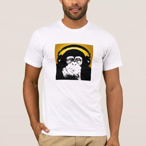 Monkey Dj 2 T-Shirt