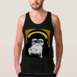 Monkey DJ Tank Top