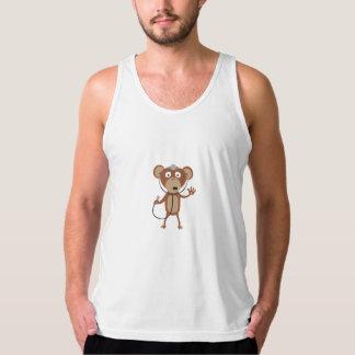 monkey doctor tank top