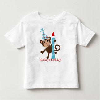 Monkey Dots Shirts