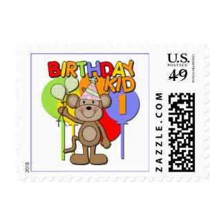 Monkey el 1r cumpleaños