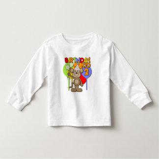 Monkey el 2do cumpleaños remera