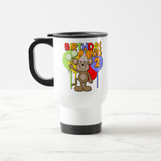 Monkey el 2do cumpleaños taza