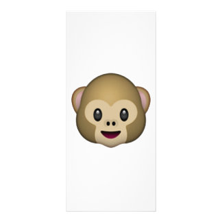 Monkey - Emoji Rack Card