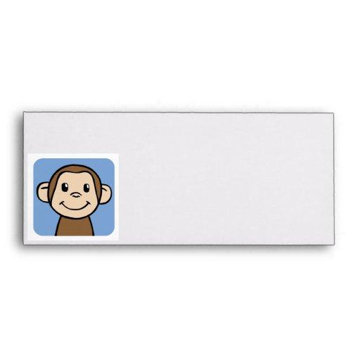 Monkey Envelopes