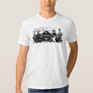 Monkey Evolution BW Shirt