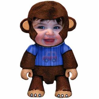 Monkey Face - Boy Statuette