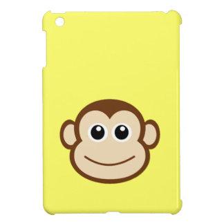 Monkey Face Cartoon iPad Mini Cover