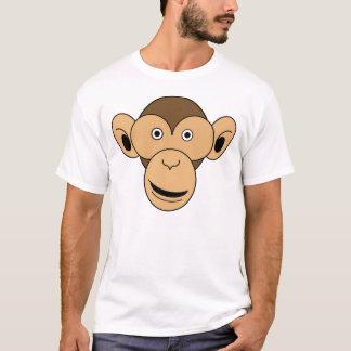 Monkey Face Color T-Shirt