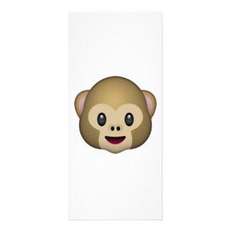 Monkey Face - Emoji Rack Card