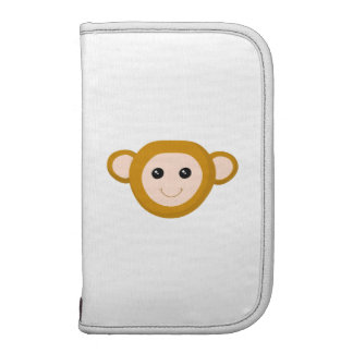 Monkey Face Folio Planners