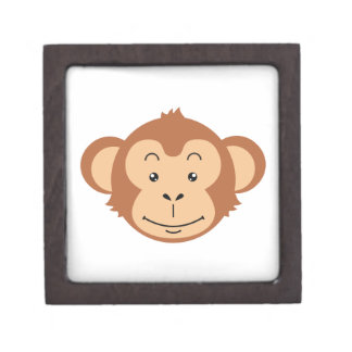 Monkey Face Gift Box