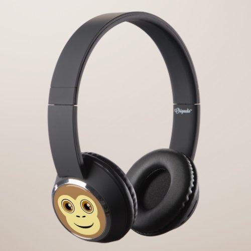 Monkey Face Headphones