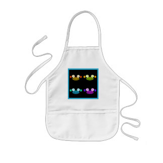 Monkey Face! Kids' Apron