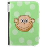 Monkey Face. Kindle Cases