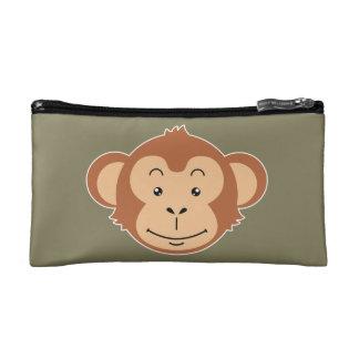 Monkey Face Makeup Bag