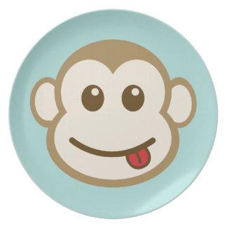 Monkey Face Plate