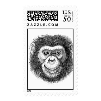 Monkey Face Postage
