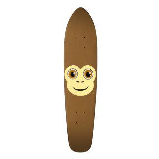 Monkey Face Skateboard Deck