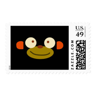 Monkey Face! Stamps