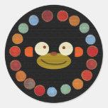 Monkey Face! Sticker