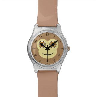 Monkey Face Wristwatches