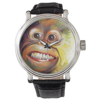 Monkey Face Watch