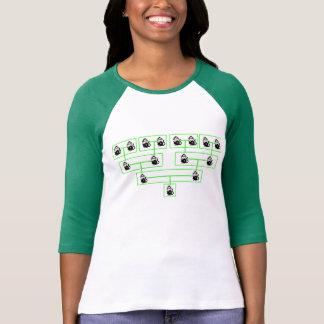 Monkey Family Tree shirt