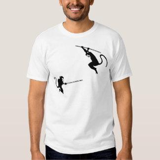 Monkey Fight T-shirt