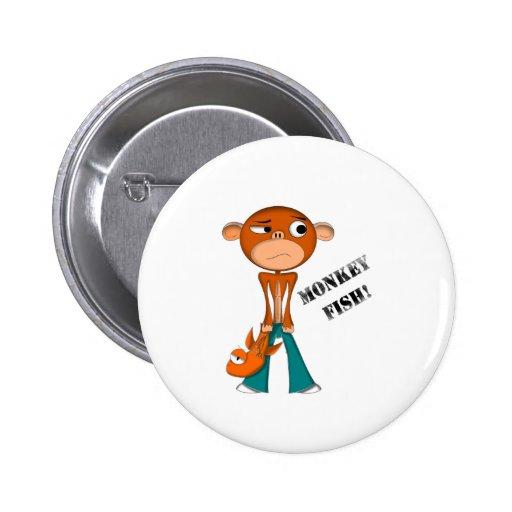 MONKEY-FISH PIN