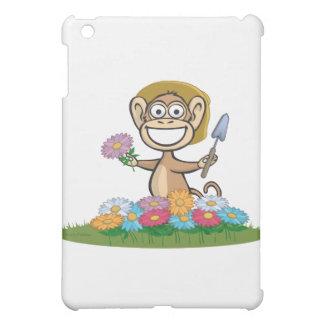 Monkey Flower Gardener Case For The iPad Mini